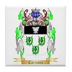 Carmona 2 Tile Coaster