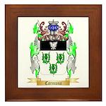 Carmona 2 Framed Tile