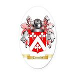 Carmody Oval Car Magnet