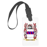 Carmichael Large Luggage Tag