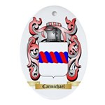 Carmichael Ornament (Oval)