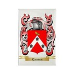 Carmen Rectangle Magnet
