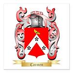 Carmen Square Car Magnet 3