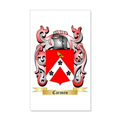 Carmen Wall Decal