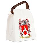 Carmen Canvas Lunch Bag