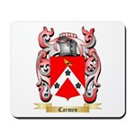 Carmen Mousepad