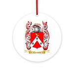 Carmen Ornament (Round)