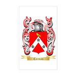 Carman Sticker (Rectangle)