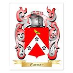 Carman Small Poster