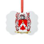 Carman Picture Ornament