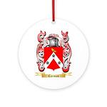 Carman Ornament (Round)