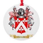 Carmady Round Ornament