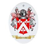 Carmady Ornament (Oval)