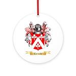 Carmady Ornament (Round)