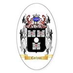 Carlyon Sticker (Oval)