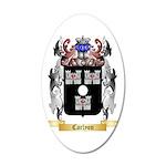 Carlyon 35x21 Oval Wall Decal