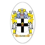 Carlyle Sticker (Oval)