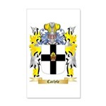 Carlyle 20x12 Wall Decal