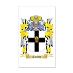 Carlyle 35x21 Wall Decal