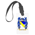 Carluzzi Large Luggage Tag