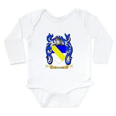 Carluccio Long Sleeve Infant Bodysuit