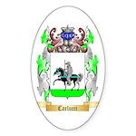 Carlucci Sticker (Oval)
