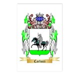Carlucci Postcards (Package of 8)