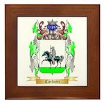 Carlucci Framed Tile