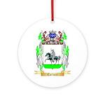 Carlucci Ornament (Round)