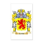 Carlton 35x21 Wall Decal