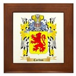 Carlton Framed Tile