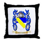 Carlsson Throw Pillow