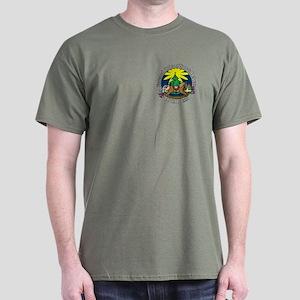 Santa's Helper Dark T-Shirt
