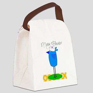 nurse educator 2 Canvas Lunch Bag