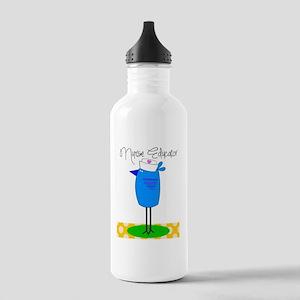 nurse educator 2 Water Bottle