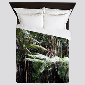 Tropical Jungle 2 Queen Duvet