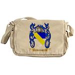 Carlozzi Messenger Bag