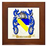 Carlozzi Framed Tile
