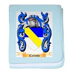 Carlotto baby blanket