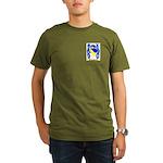 Carlotti Organic Men's T-Shirt (dark)