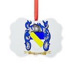 Carlotti Picture Ornament