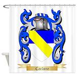 Carlone Shower Curtain