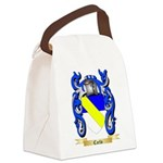 Carlo Canvas Lunch Bag
