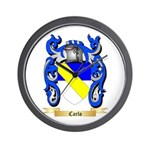 Carlo Wall Clock