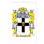 Carlisle Postcards (Package of 8)