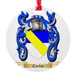 Carlisi Round Ornament