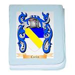 Carlin baby blanket