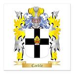 Carlile Square Car Magnet 3