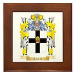 Carlile Framed Tile