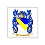 Carletti Square Sticker 3
